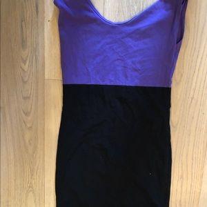 NWOT burpee and black American apparel dress